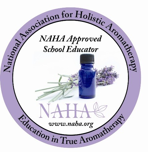 NAHA Approved Educator | Aroma Hut Institute